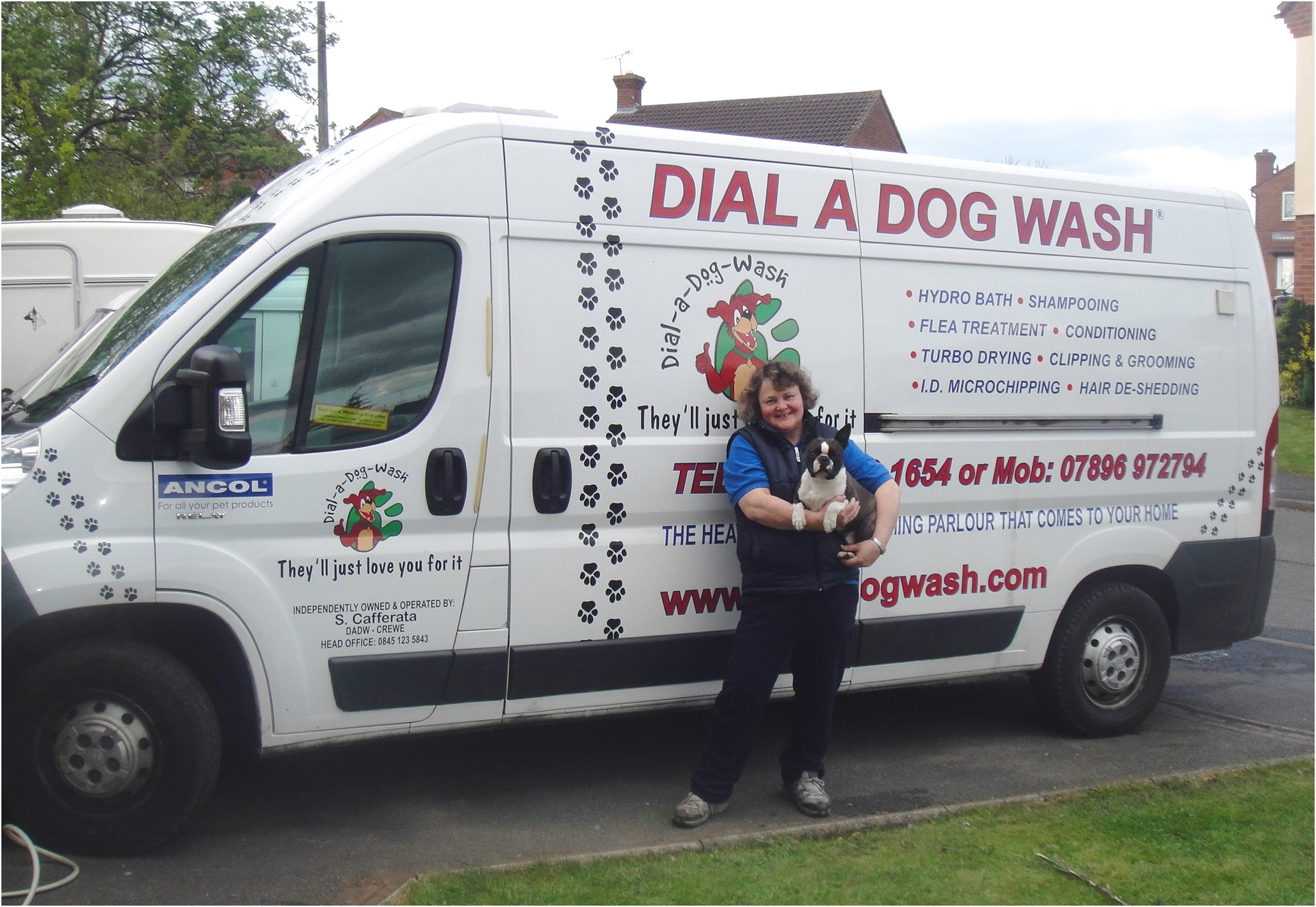 Mobile Dog Grooming Near Me