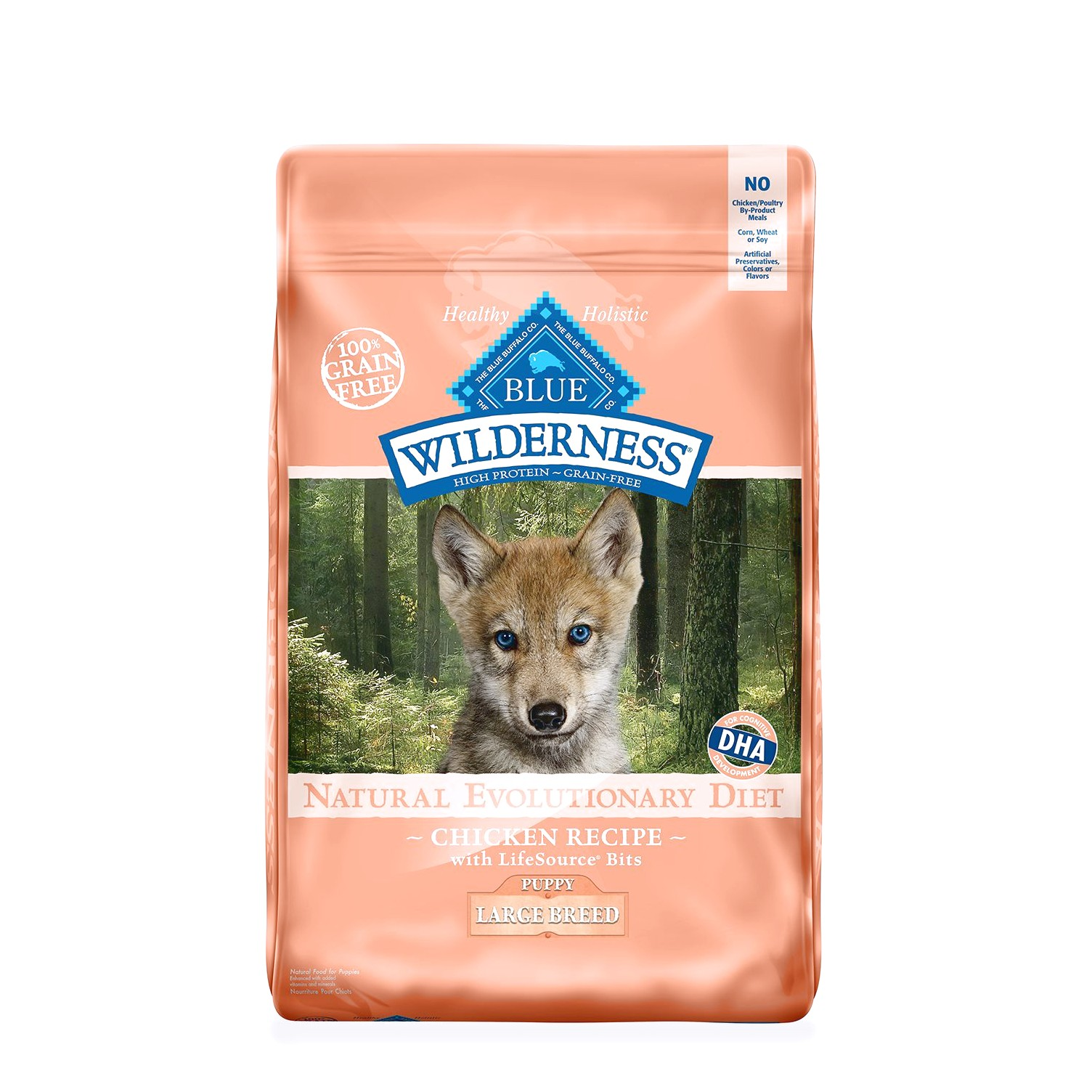 best diet dog food for large breeds