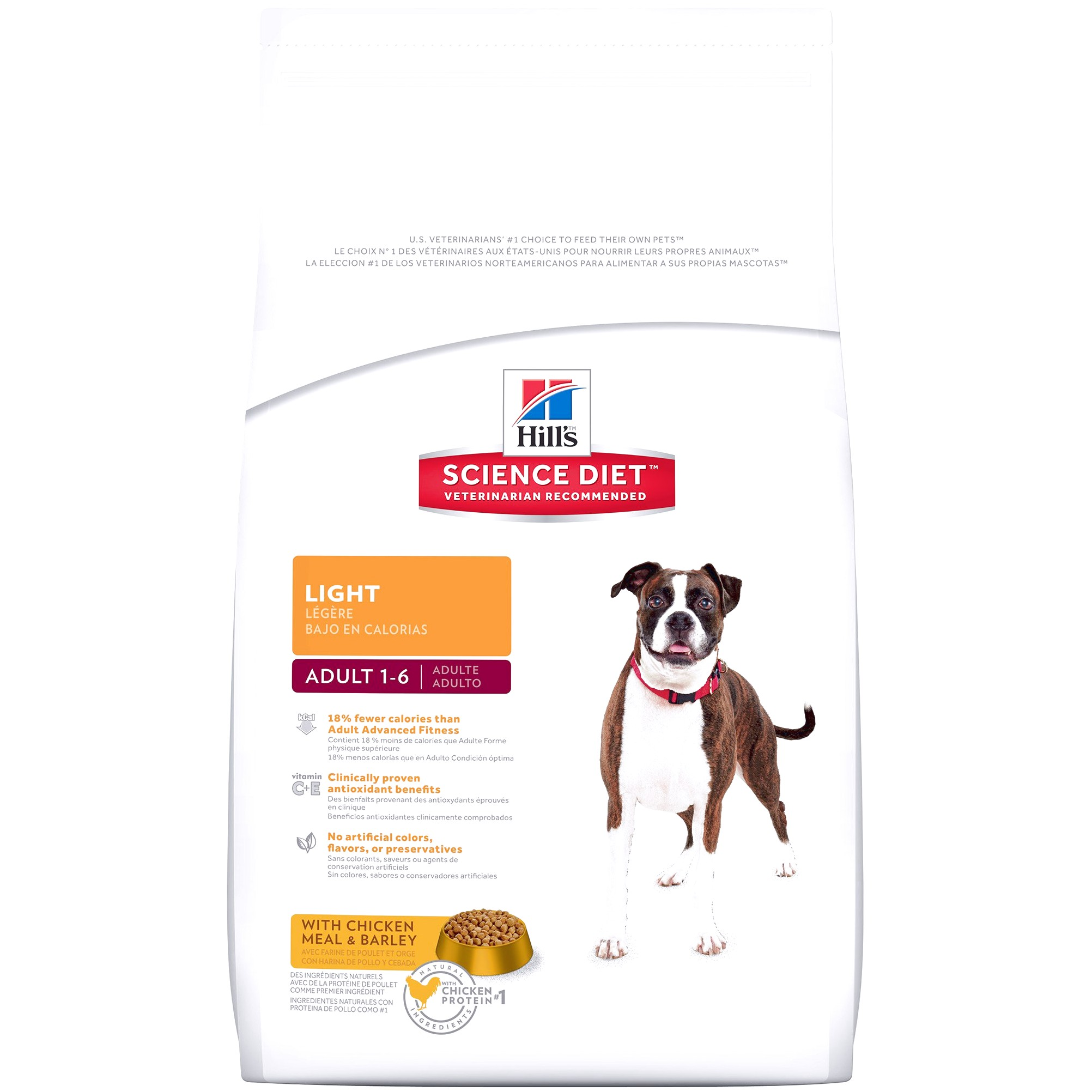 best dog food for 6 year old boxer