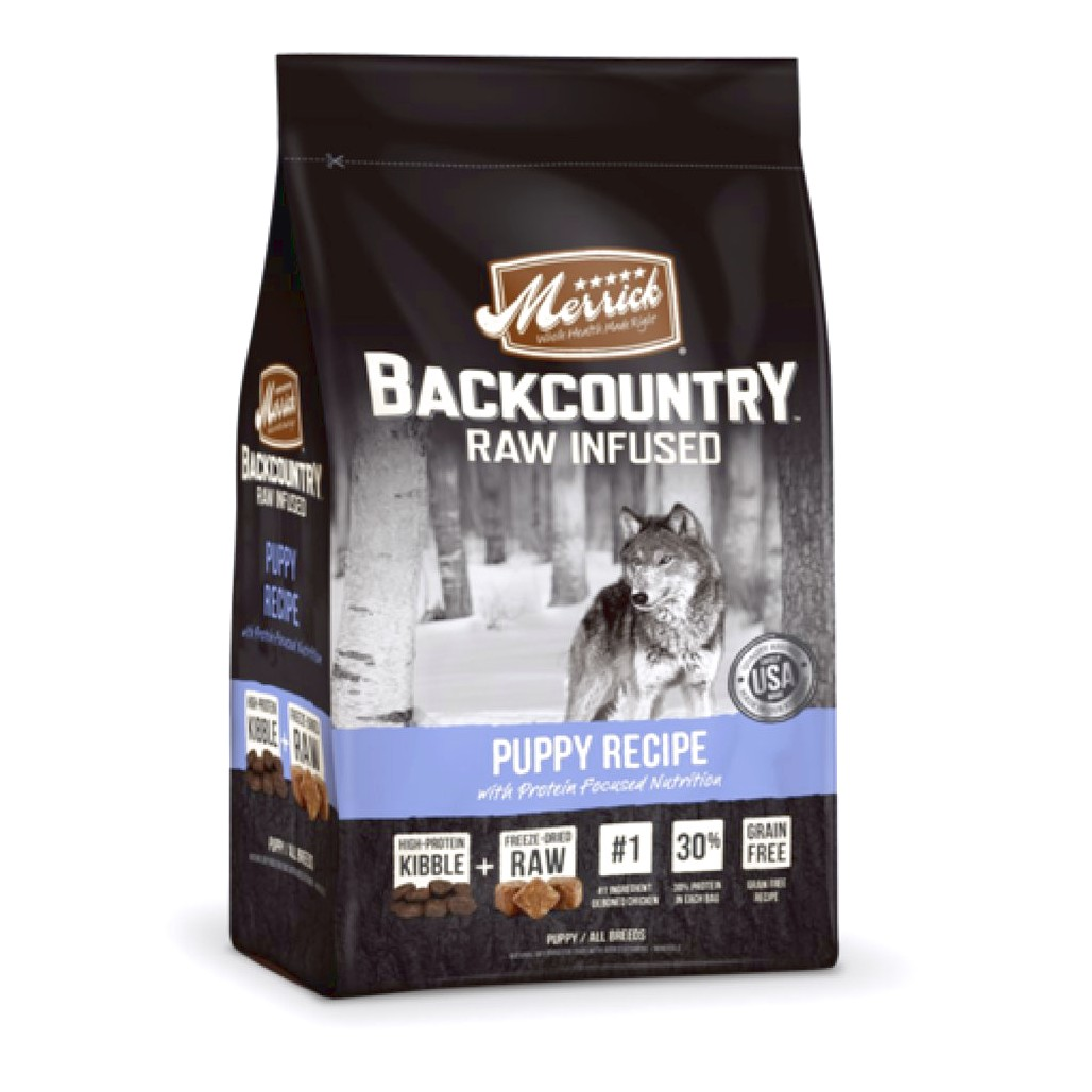 best dog food for large breed puppies canada