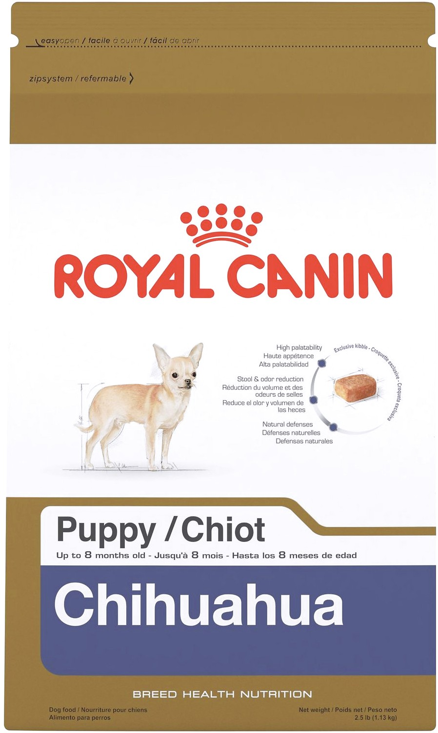 best dry dog food for chihuahua puppy