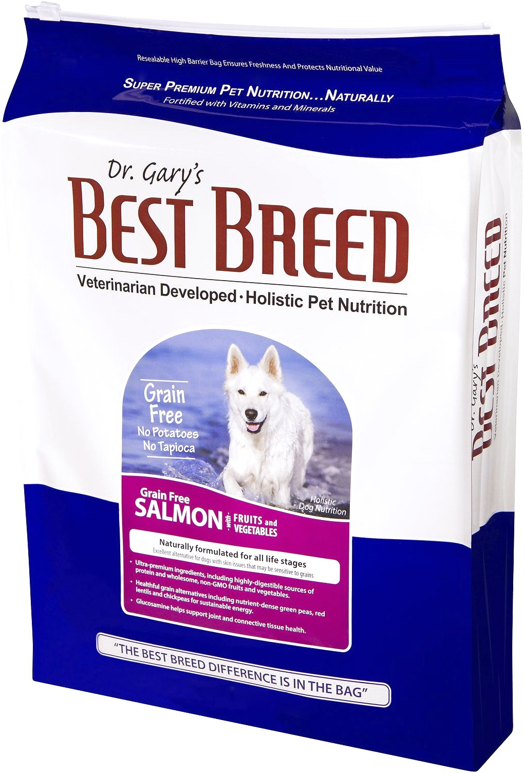 best healthy dog food for small breeds