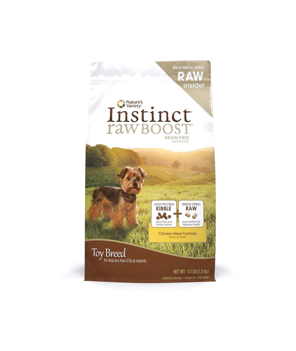 best holistic dog food for small breeds