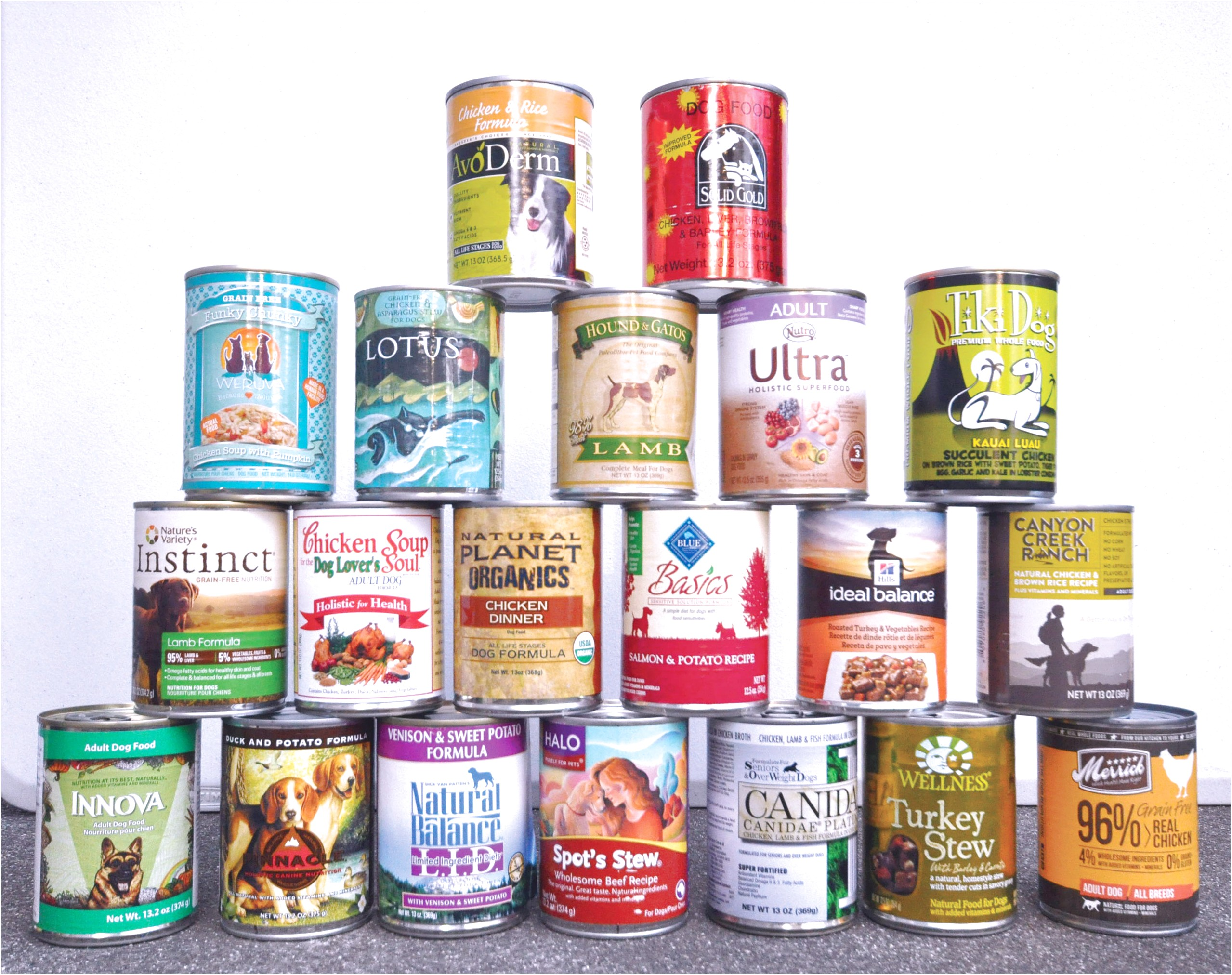 canned food for shih tzu