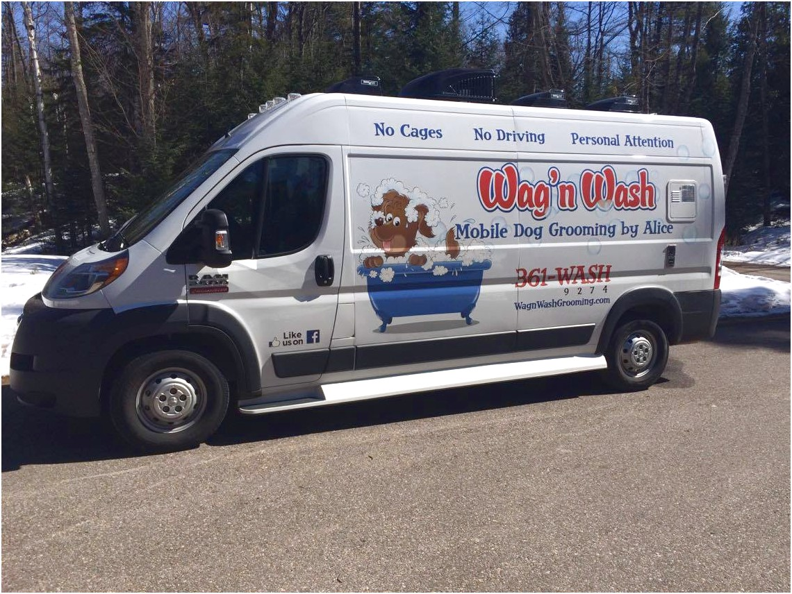 cheap mobile dog grooming near me