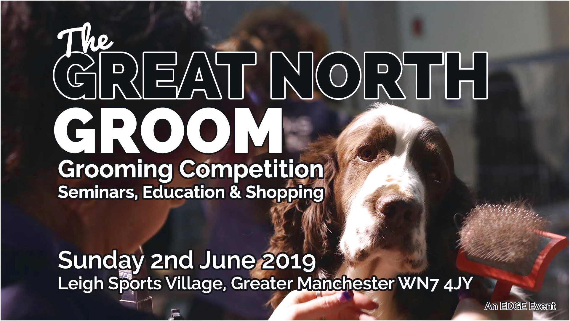 dog grooming courses near manchester