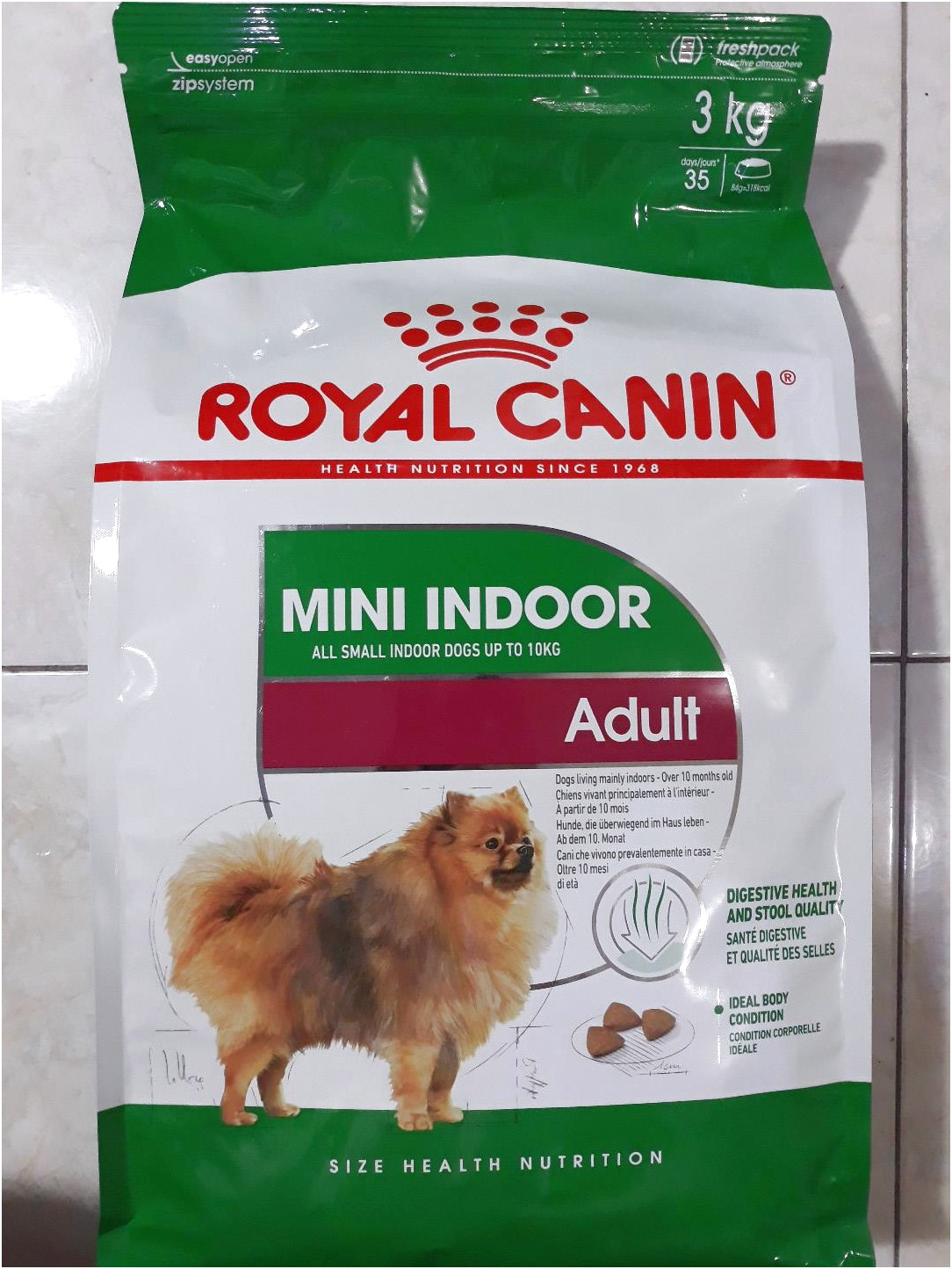 dry food for shih tzu