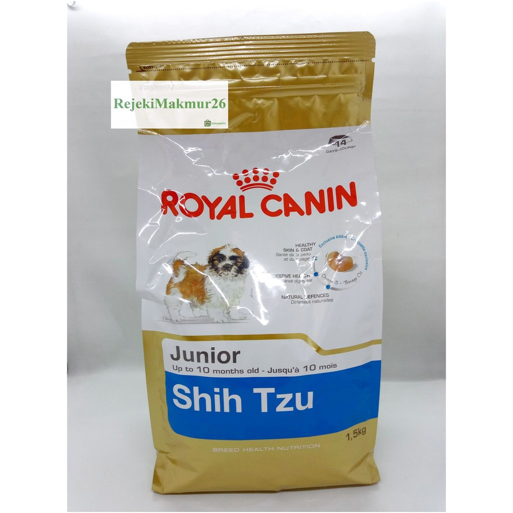 favorite food for shih tzu