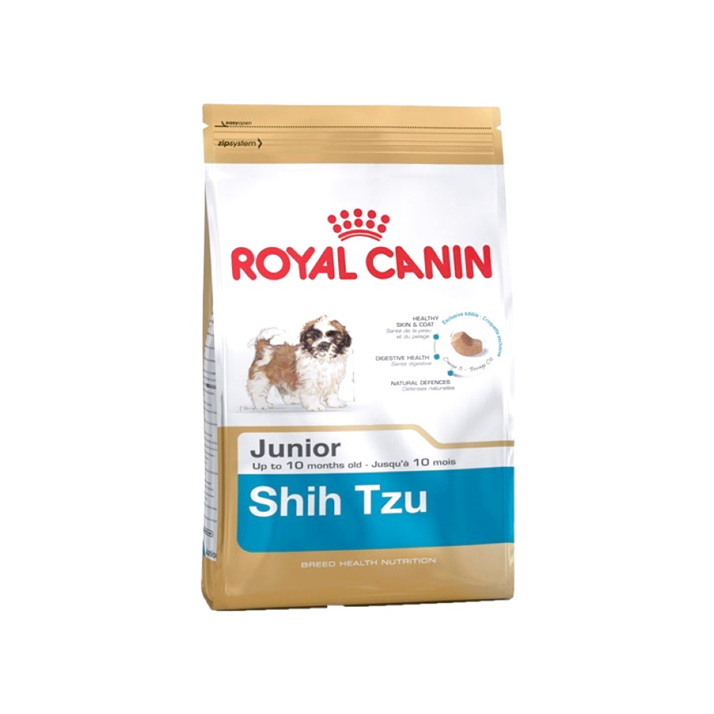 foods for shih tzu puppy