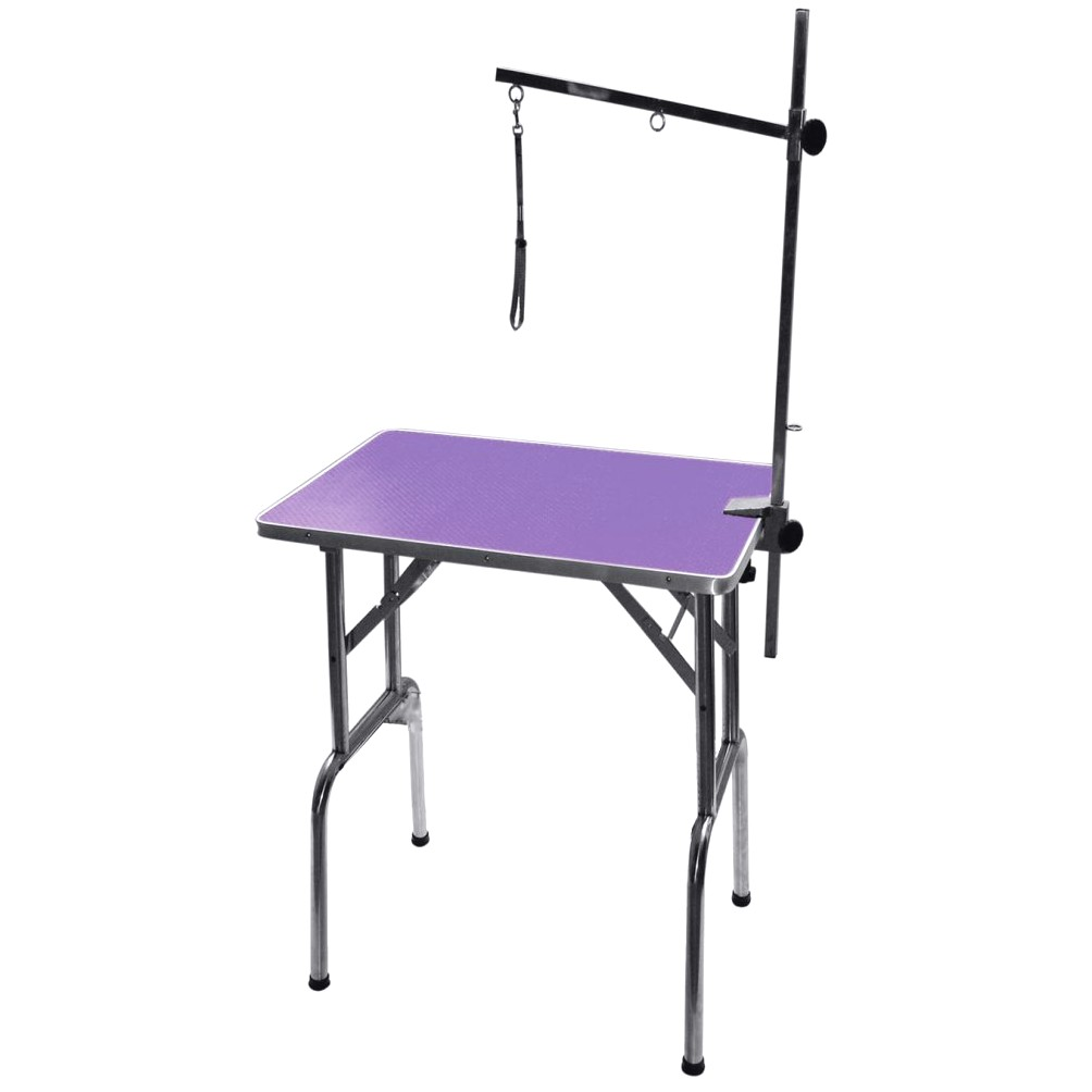 grooming table for a dog