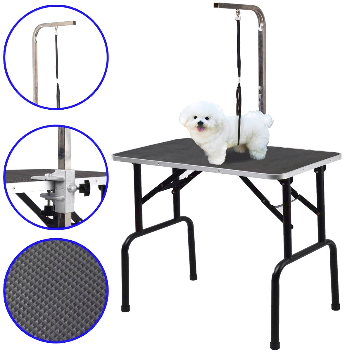 grooming table for small dogs