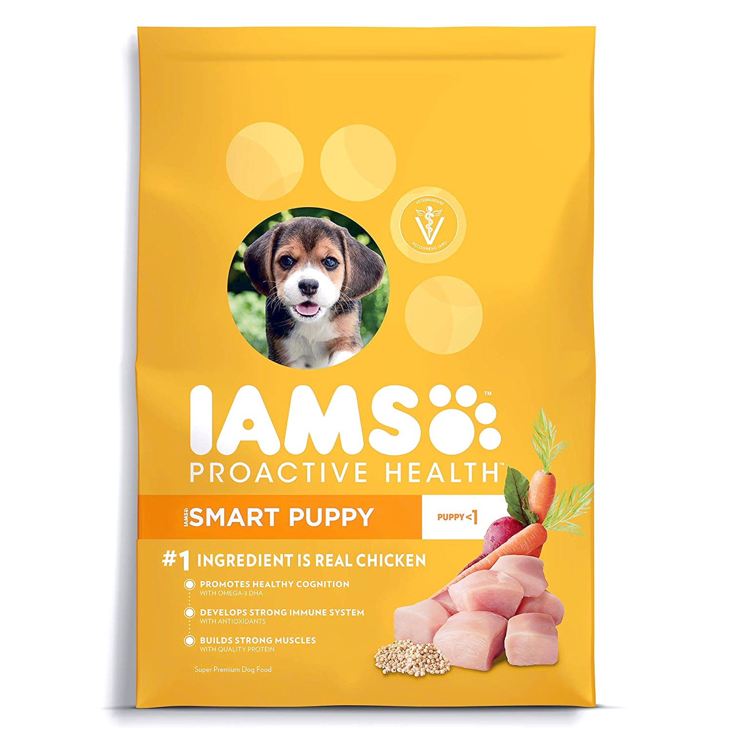 is iams a good dog food for boxers