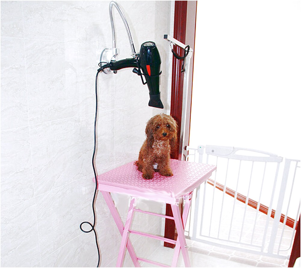 portable grooming table for dogs