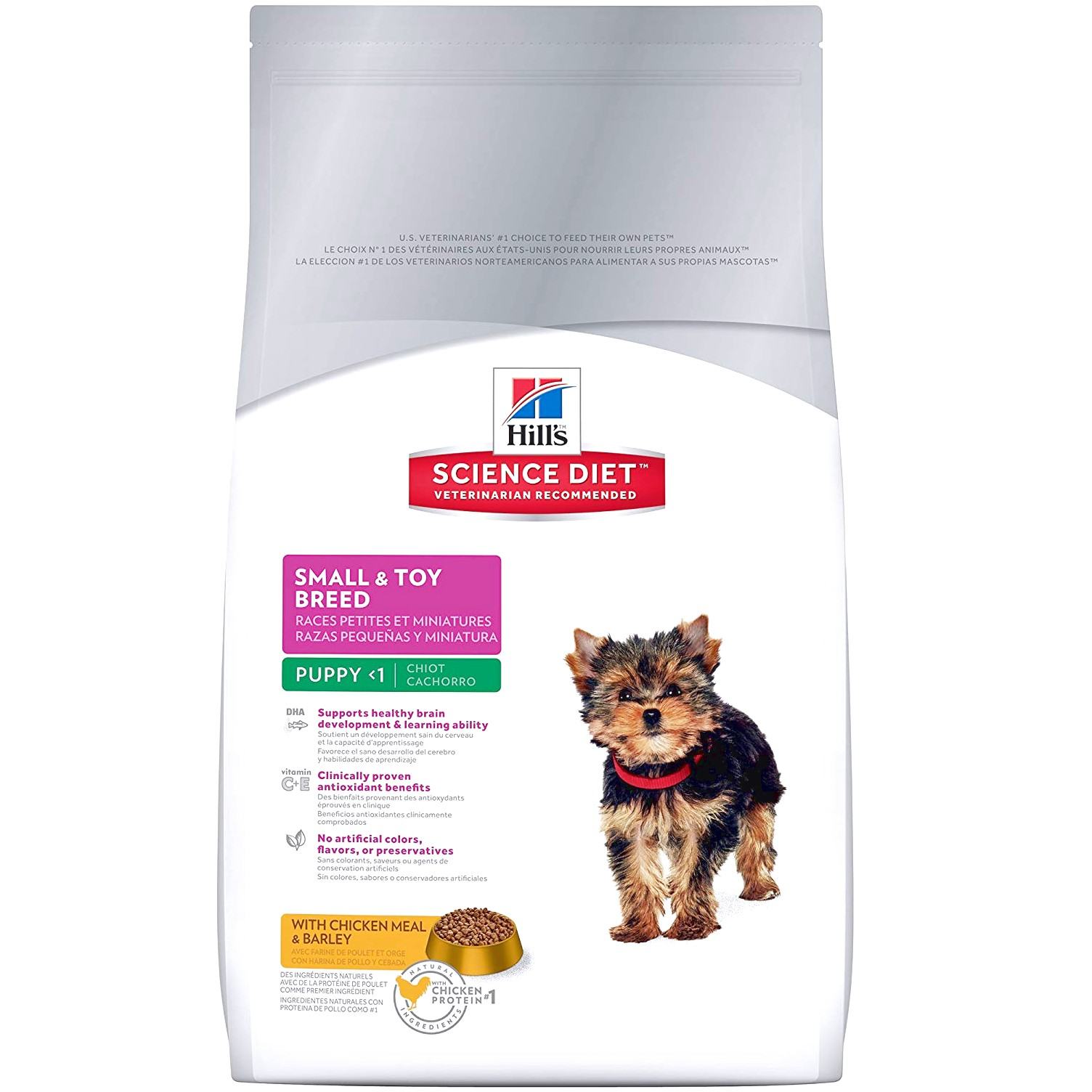 top 10 dog food for small breeds