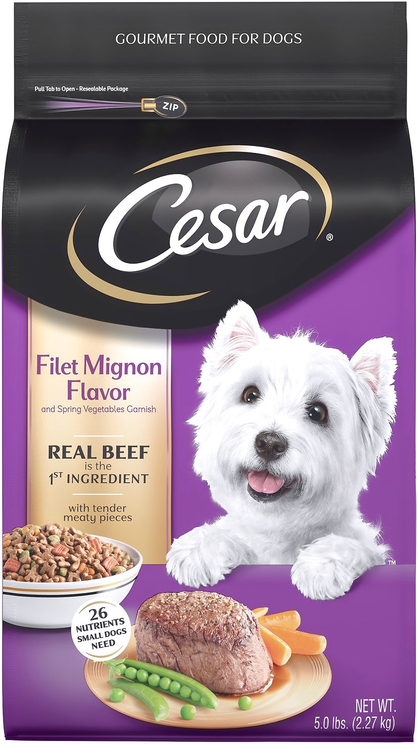 what is a good dog food for small breeds
