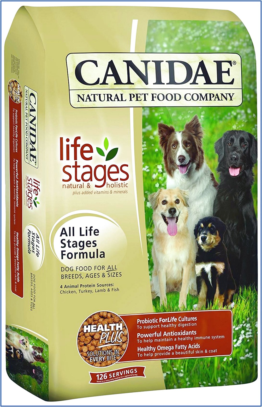 what is the best dog food for small dogs in canada