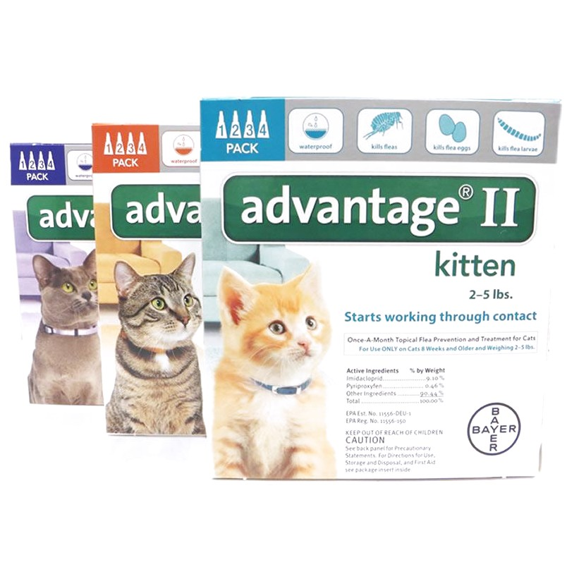 Advantage 2 For Cats