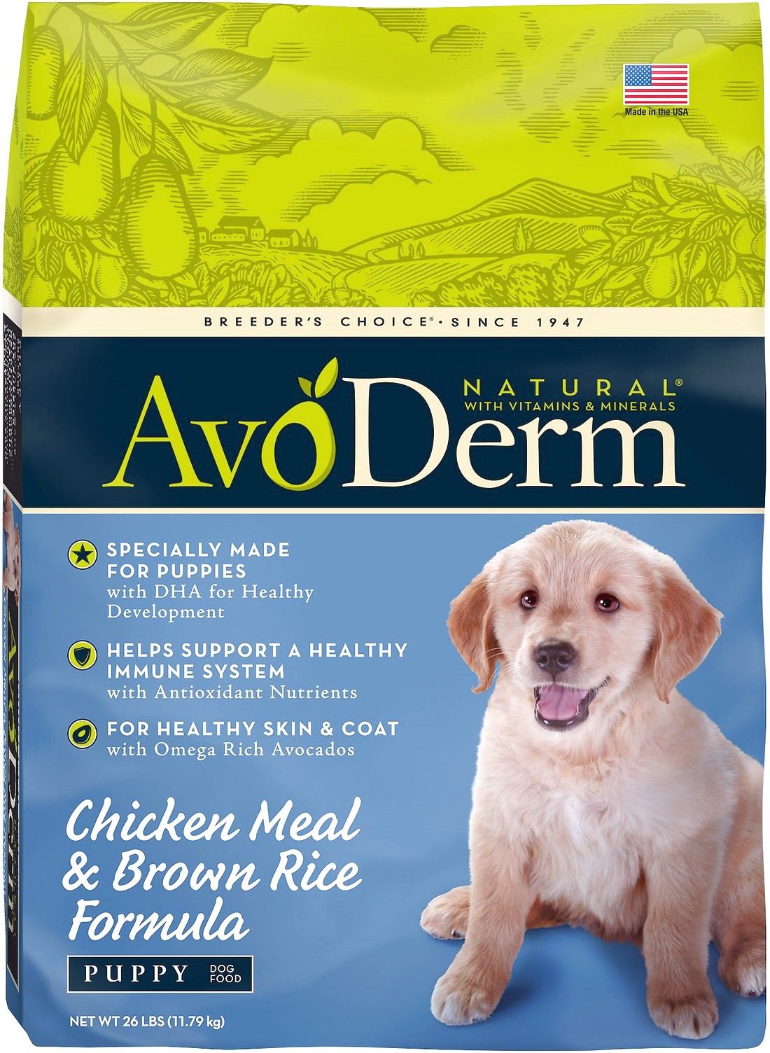 Avoderm Dog Food Reviews