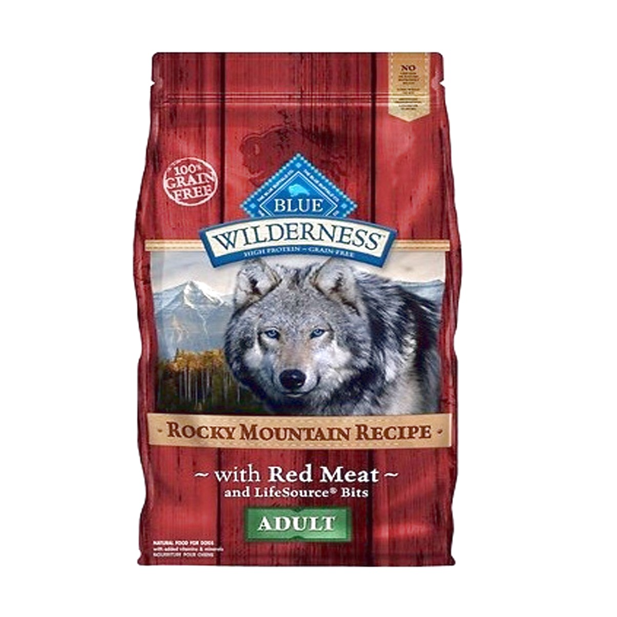 Blue Mountain Dog Food
