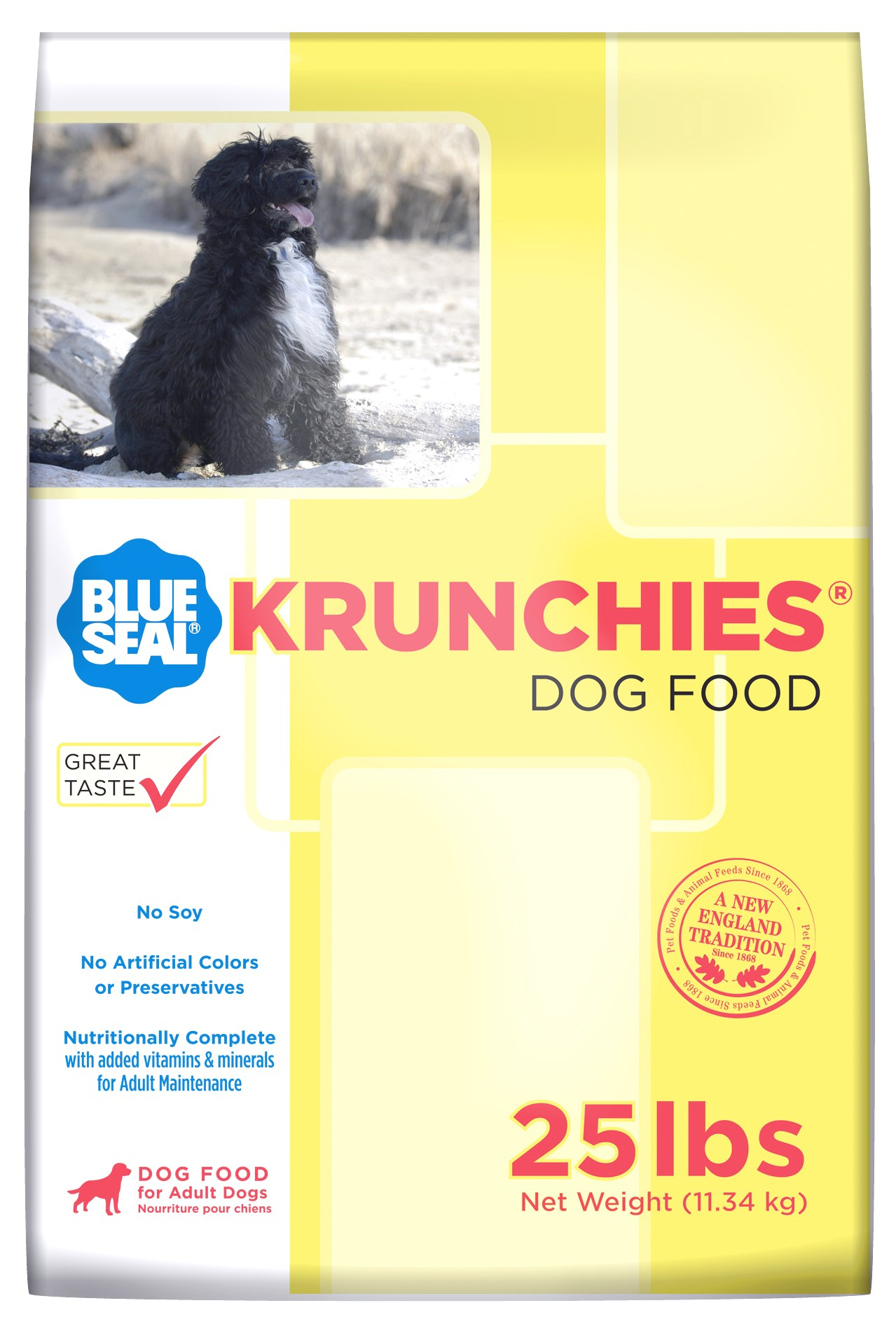 Blue Seal Dog Food