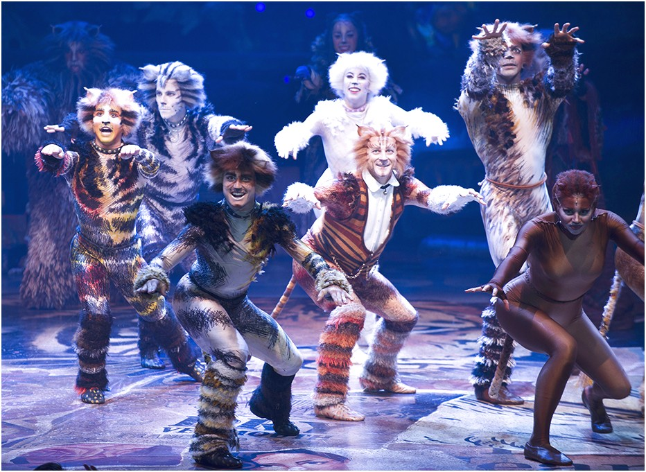 Cats Broadway Nyc