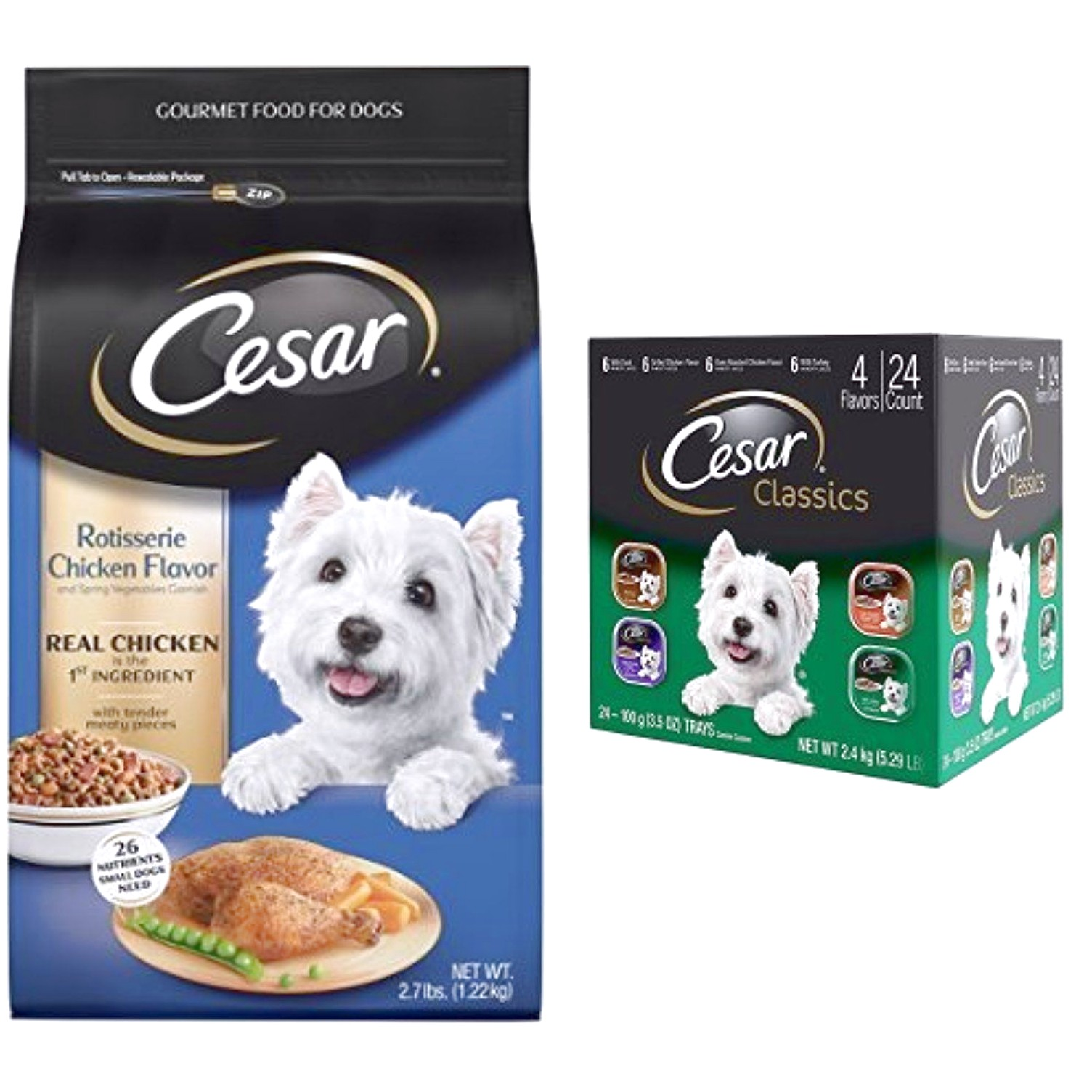 Cesar Dry Dog Food Review