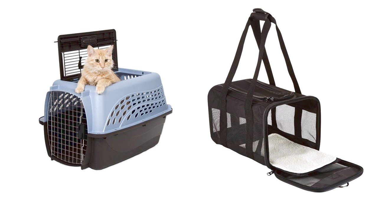 Cheap Cat Carriers