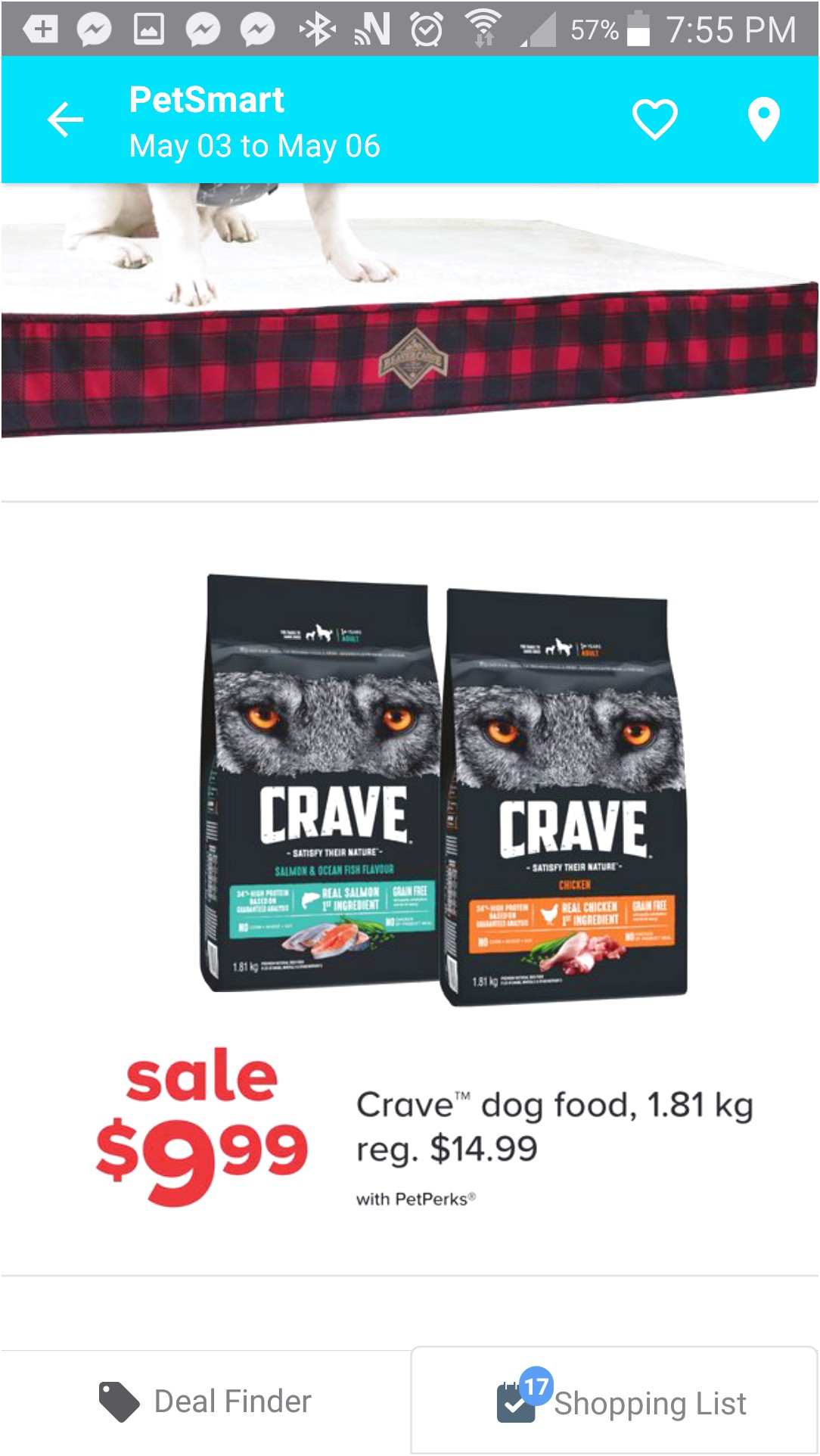 Crave Dog Food Coupons