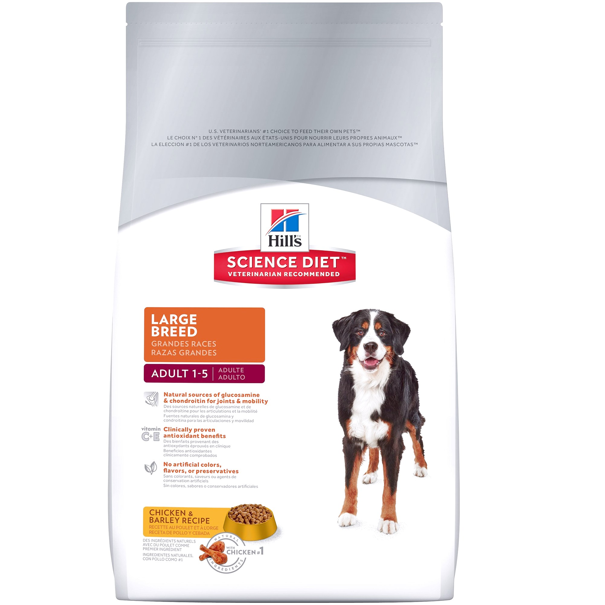 Dog Food With Glucosamine