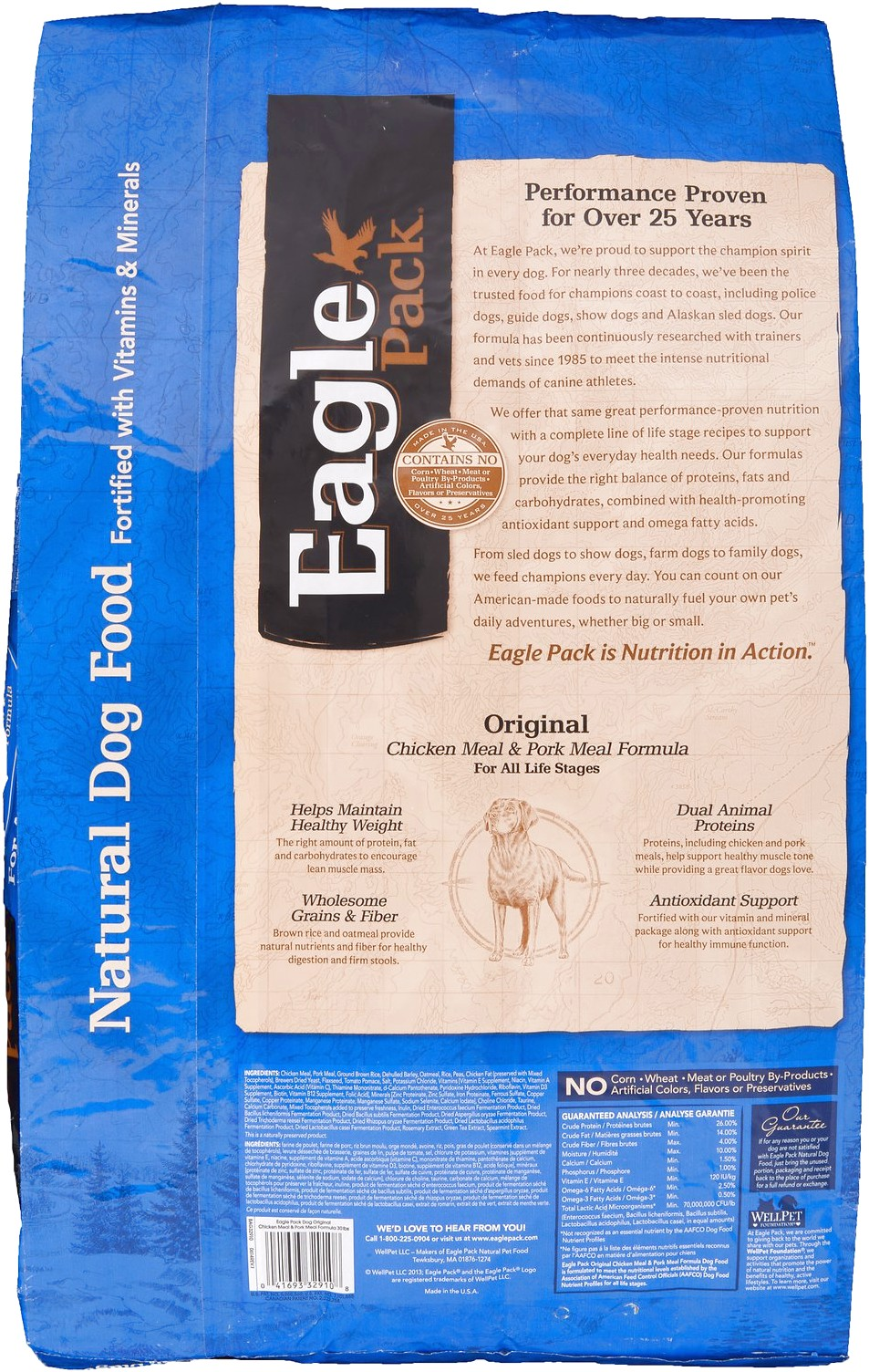 Eagle Pack Dog Food Reviews