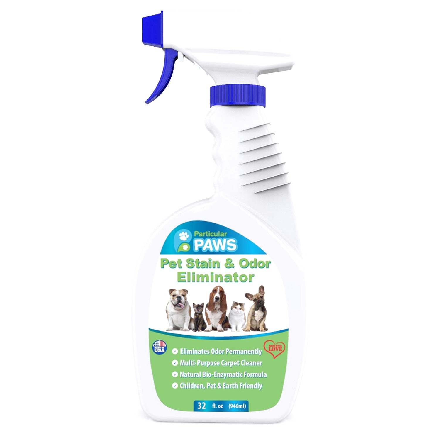 Enzymatic Cleaner For Cat Urine