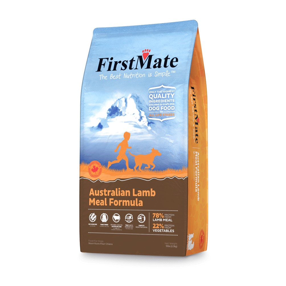 First Mate Dog Food