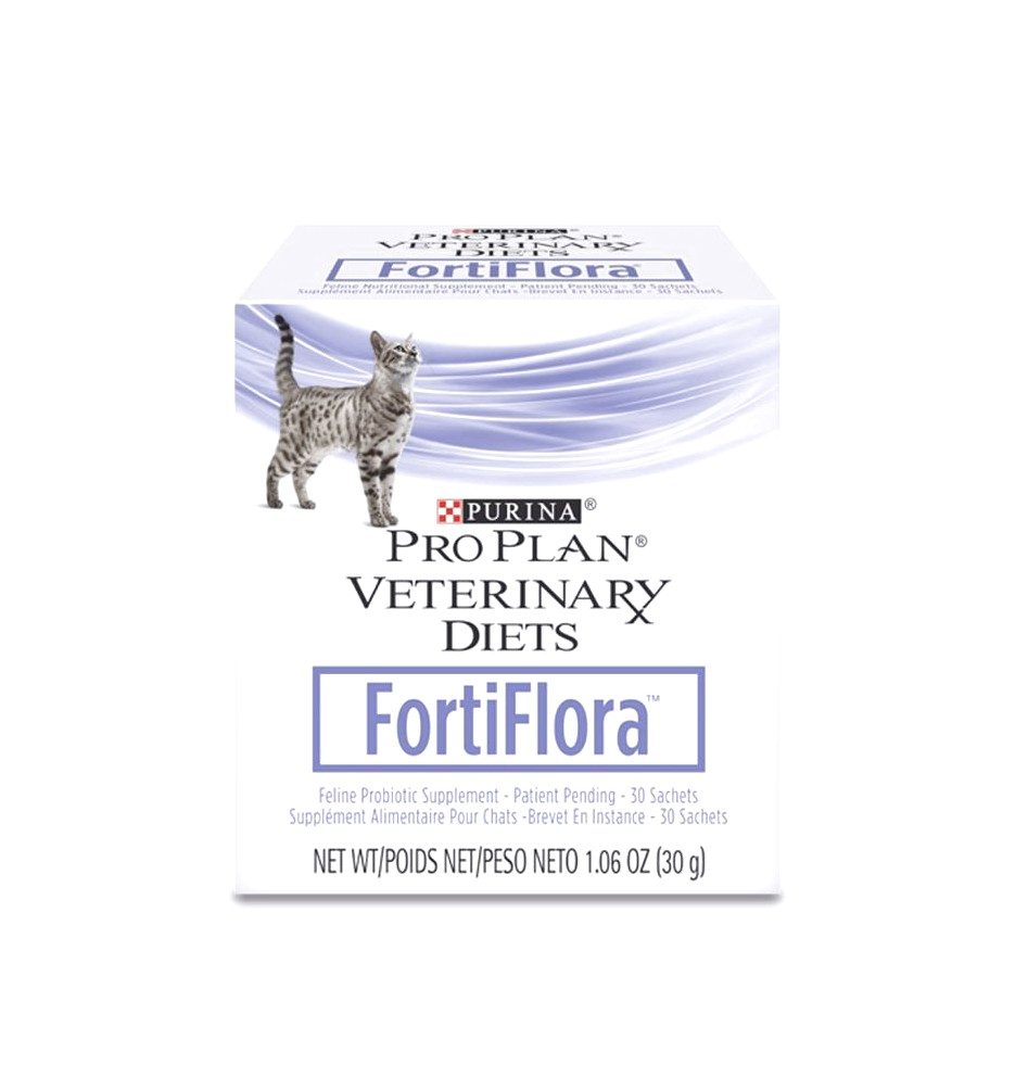 Fortiflora For Cats