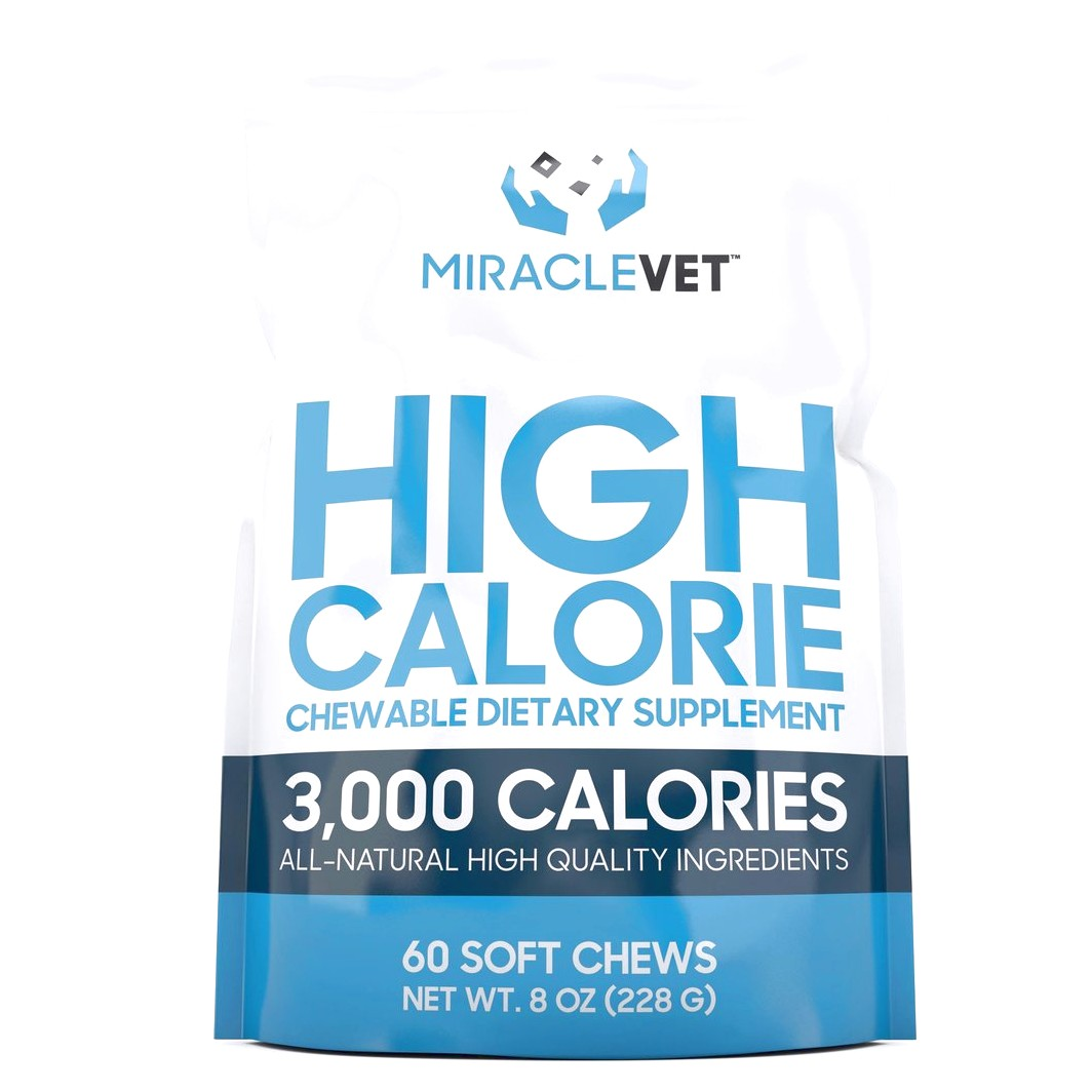 High Calorie Dog Food Weight Gain