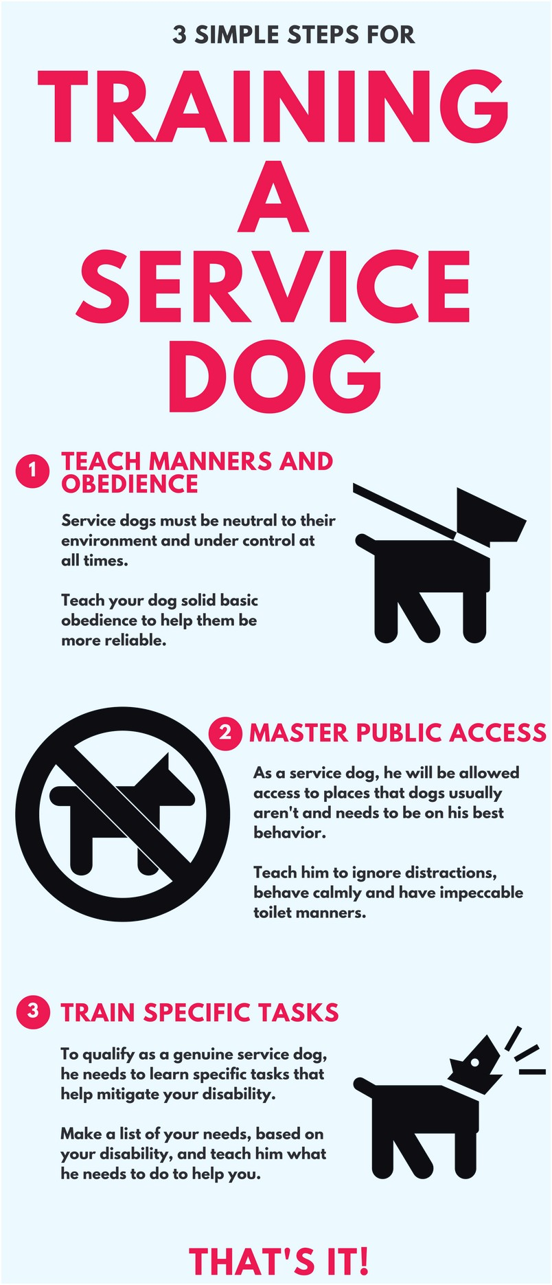 How To Train Your Dog To Be A Service Dog
