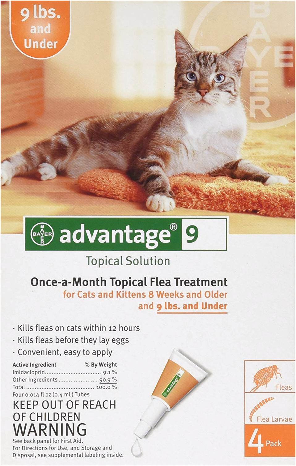 How To Treat Fleas On Cats