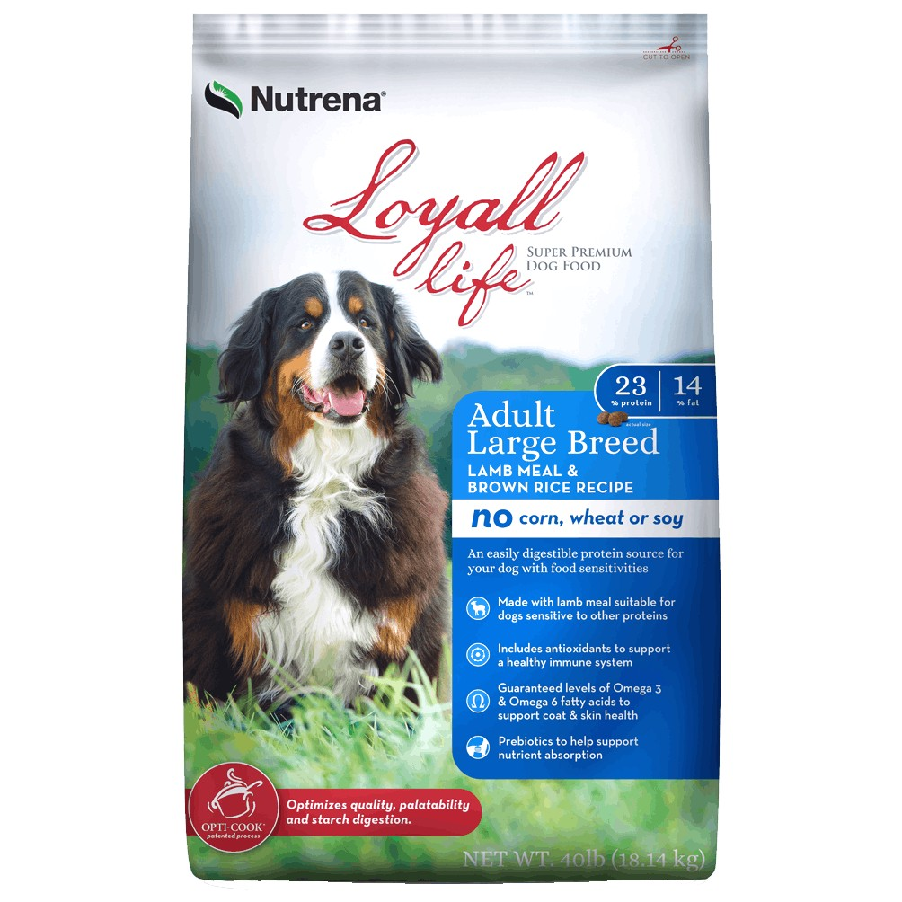 Loyall Dog Food