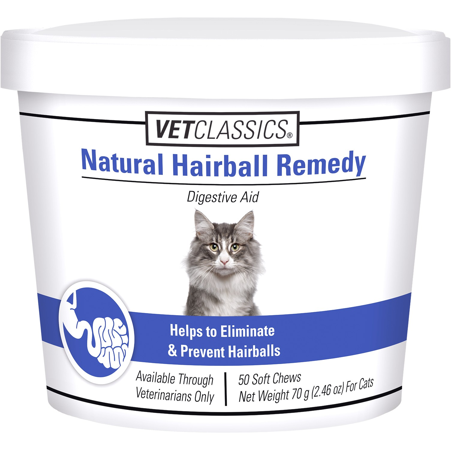 Natural Hairball Remedy For Cats