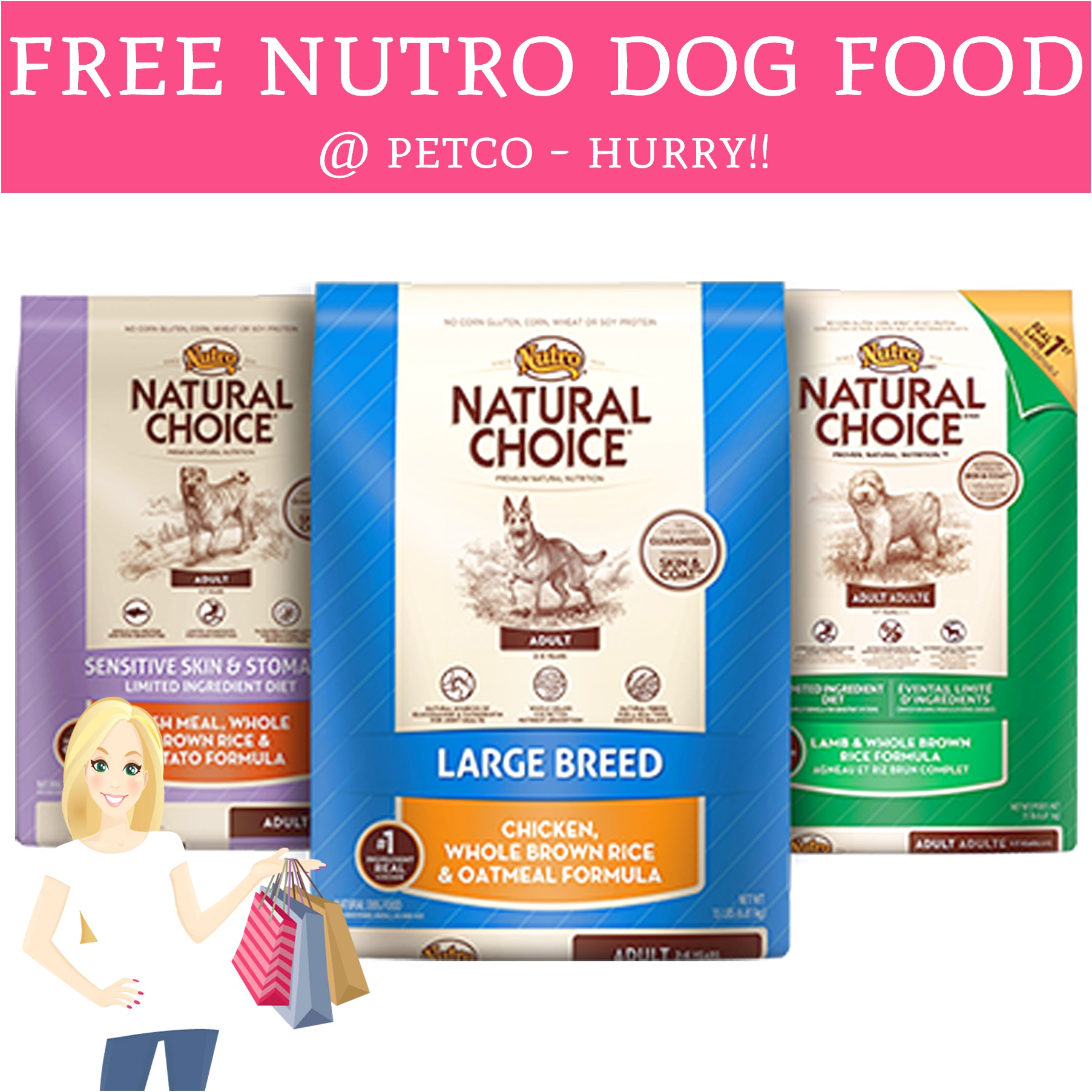 Petco Nutro Dog Food