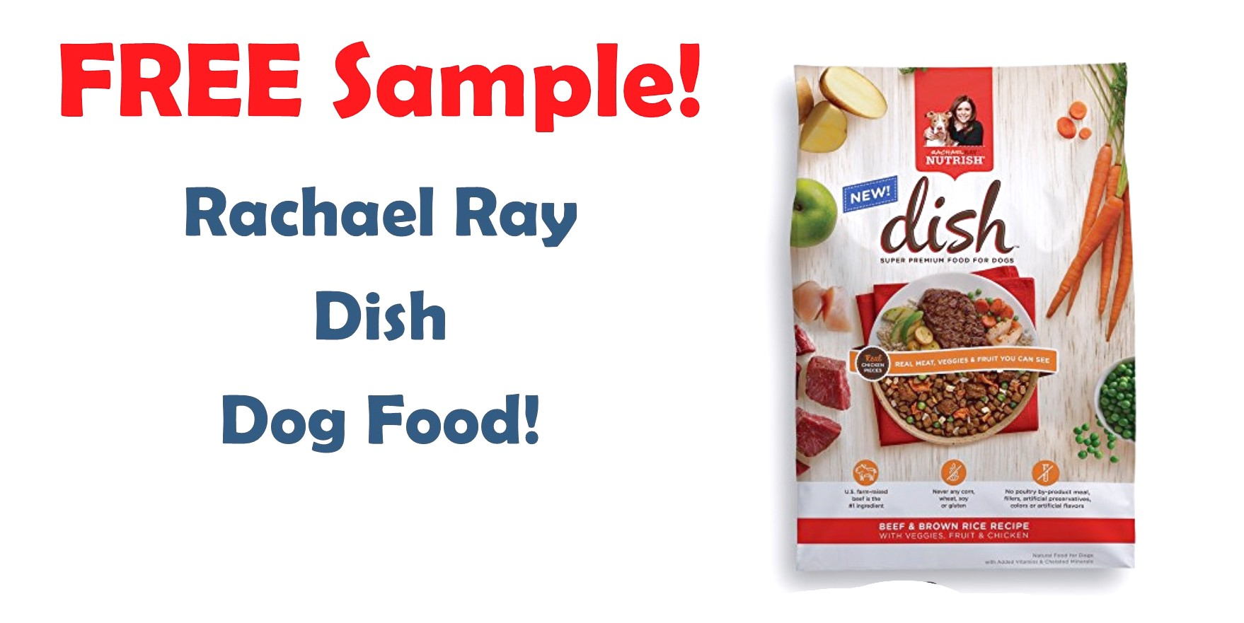 Rachael Ray Dog Food Coupons