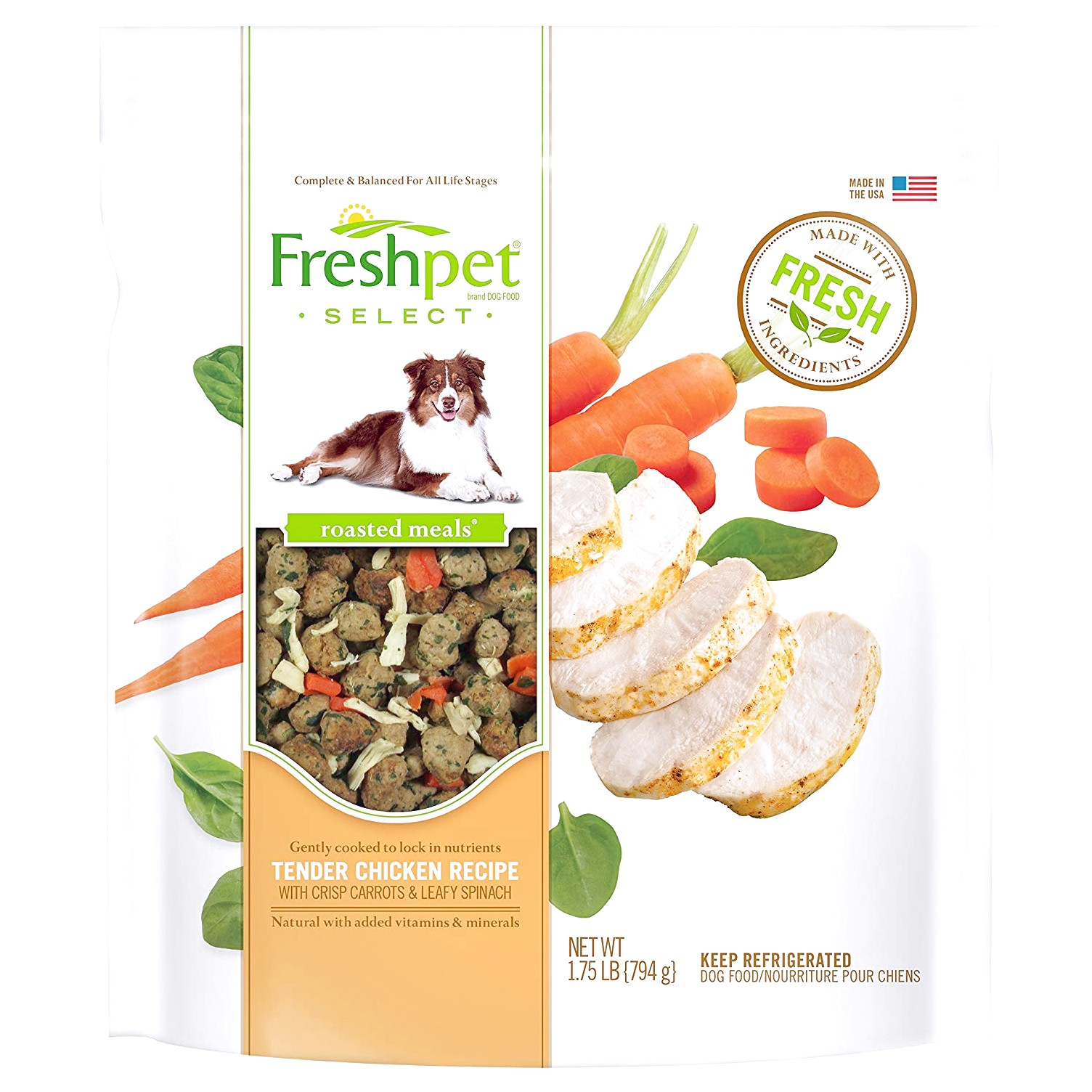 Refrigerated Dog Food