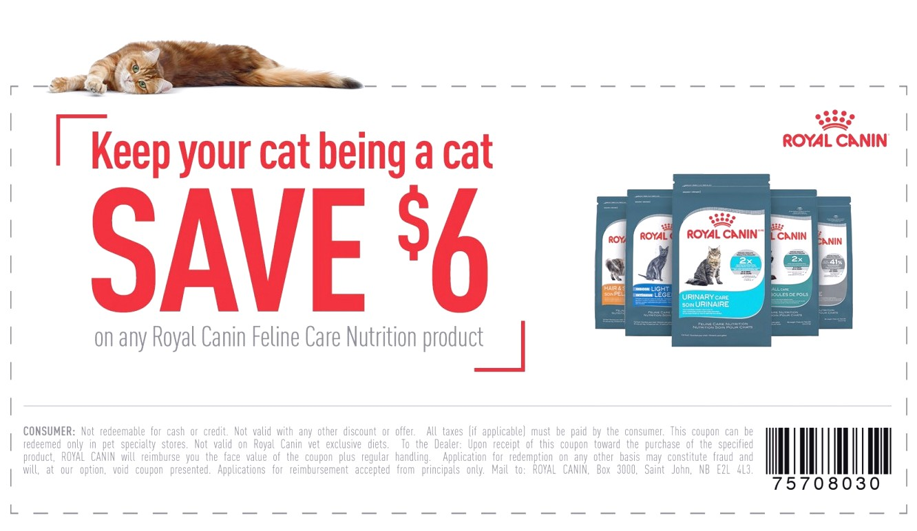 Royal Canin Dog Food Coupons