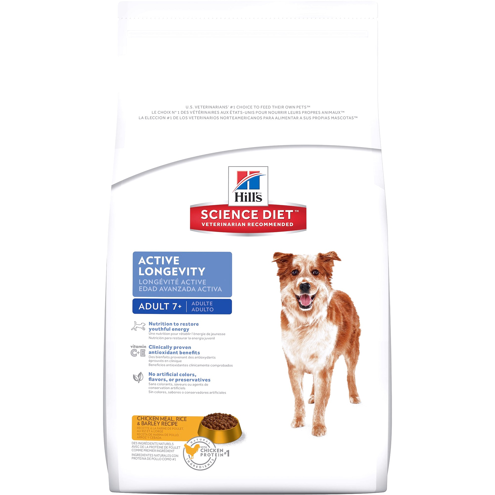 Science Diet Dog Food Ingredients