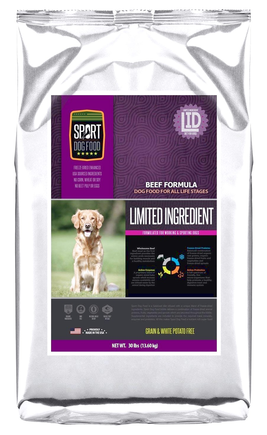 Sport Dog Food Elite