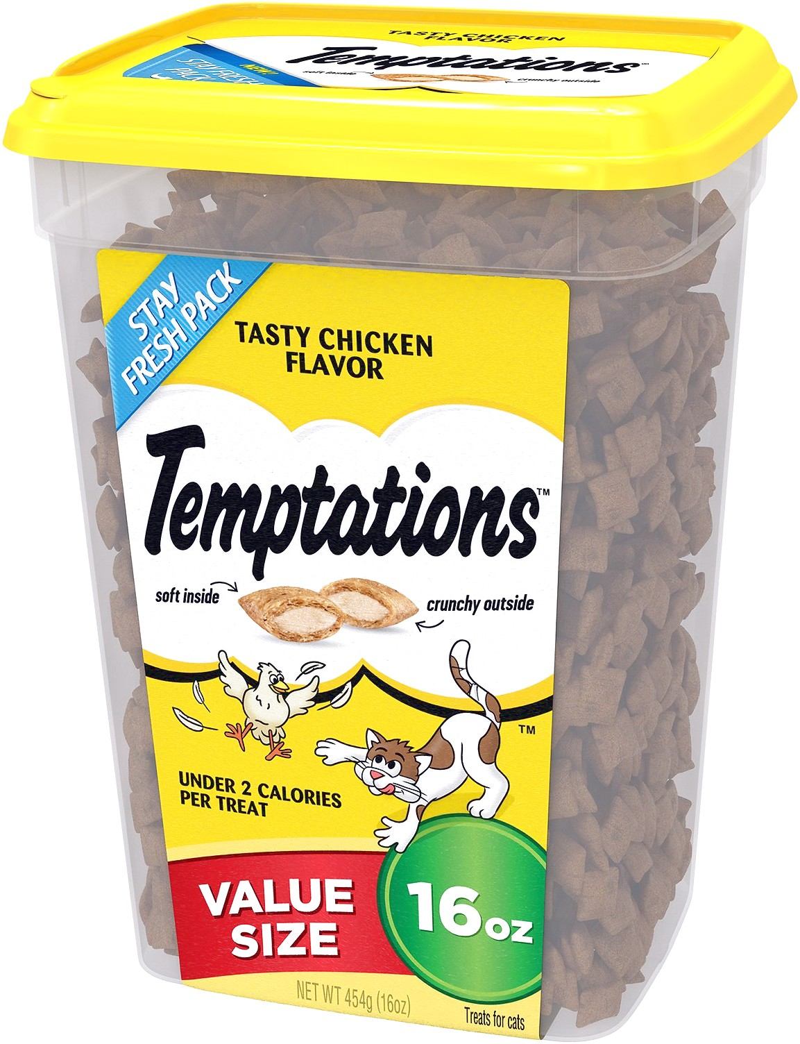 Temptations Cat Treats Review