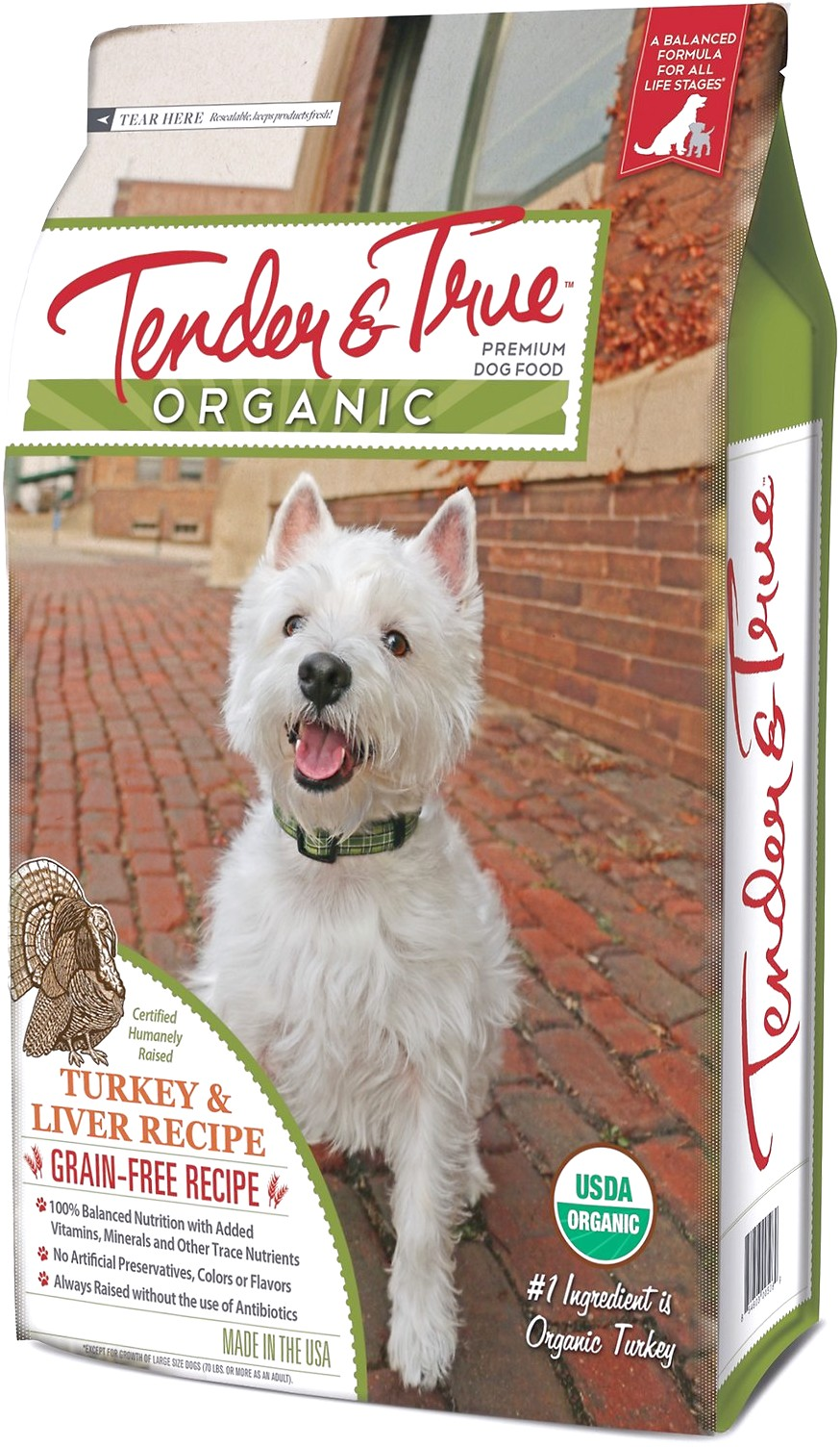 Tender And True Dog Food