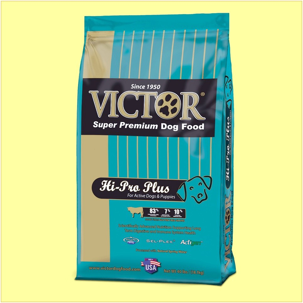 Victor Dog Food Tractor Supply