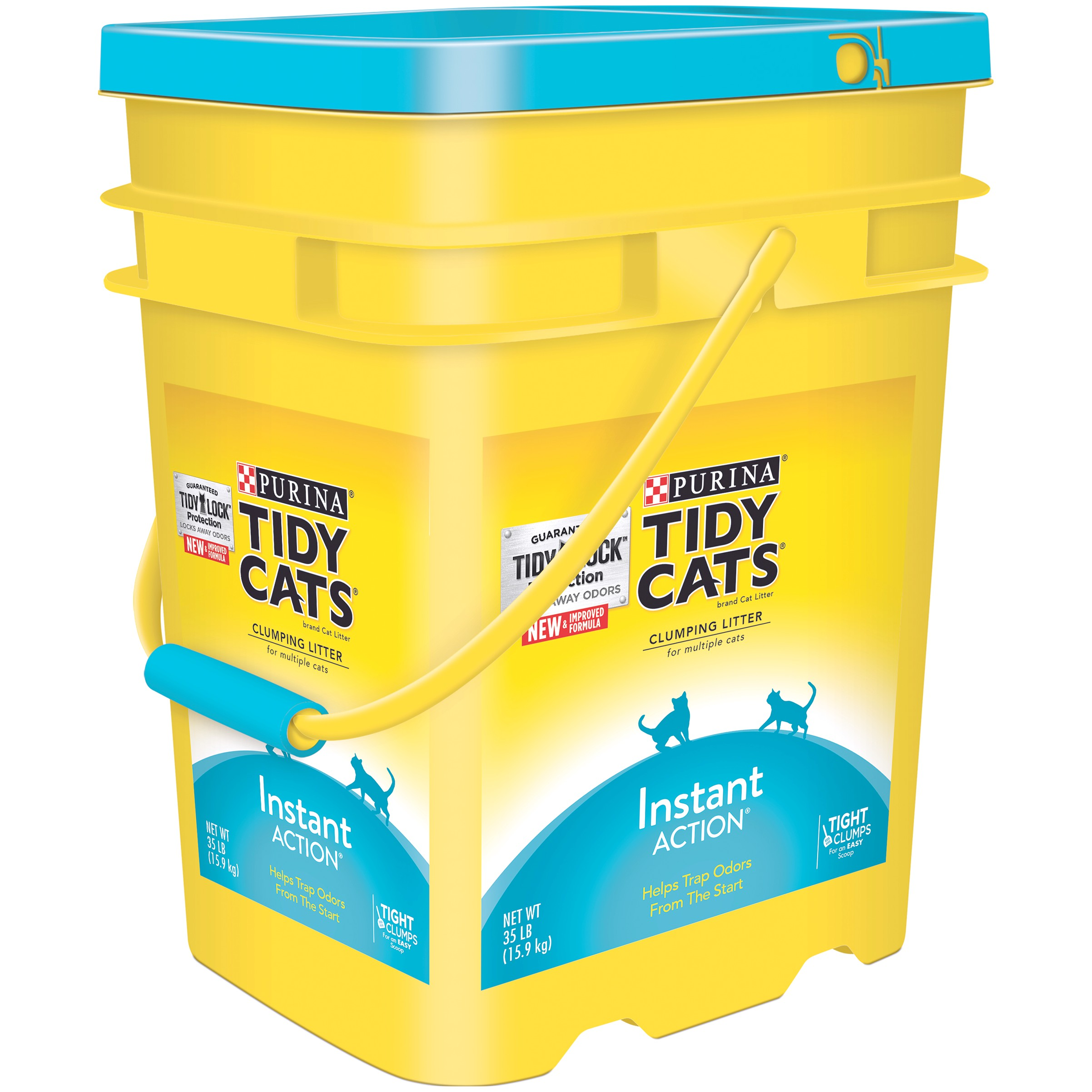 Walmart Tidy Cat Litter
