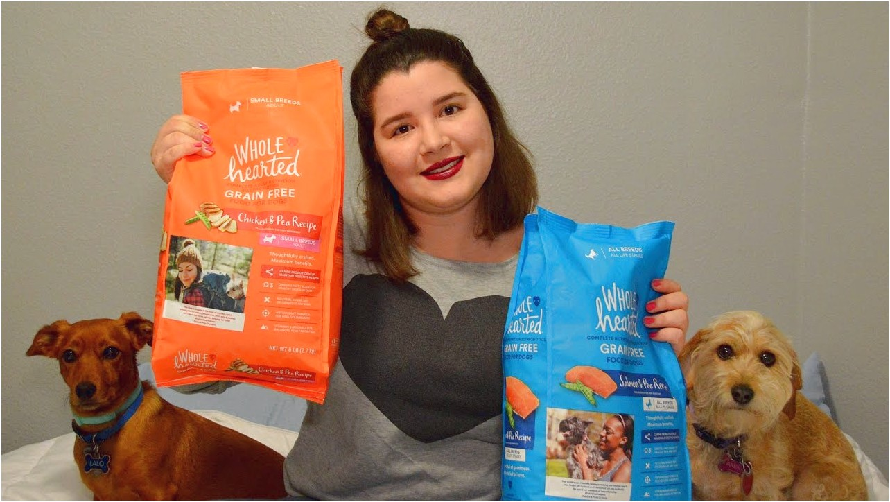 Wholehearted Dog Food Reviews