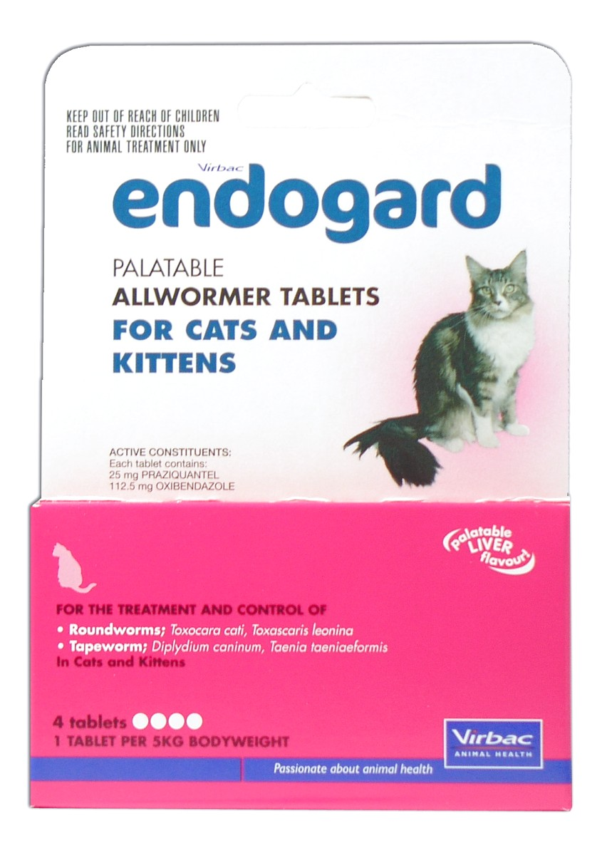 Worm Treatment For Cats